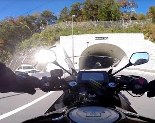 天竜川トンネルパトカー
