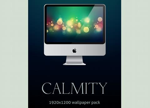Calmity Ubuntu 壁紙