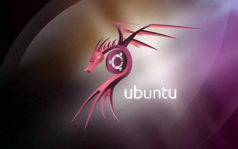 Ubuntu 壁紙 Ubuntu-dragon-wallpaper