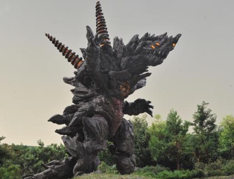 超合成獣 サンダーダランビア(SD)