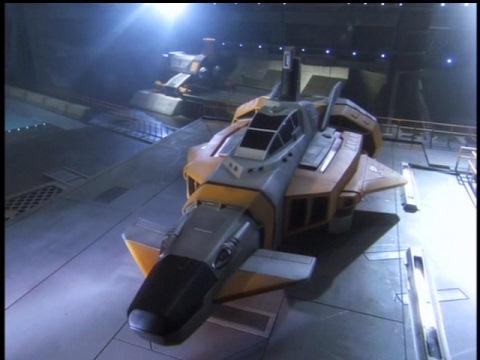 特殊潜航艇(ダッシュバード3)