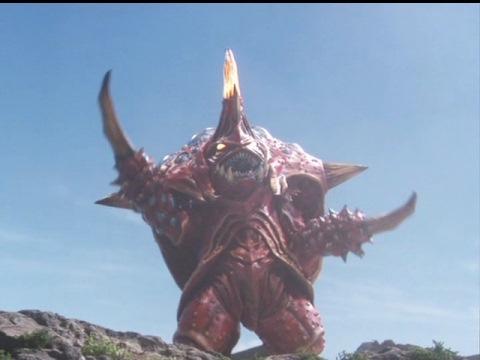 宇宙量子怪獣 ディガルーグ