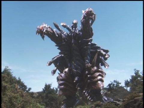 宇宙斬鉄怪獣 ディノゾールリバース
