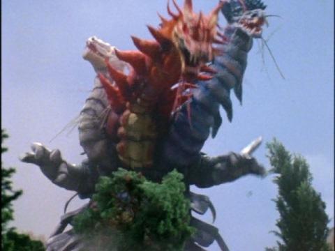 三つ首怪獣 ファイヤードラコ