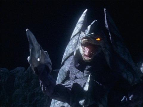 彗星怪獣 ガイガレード