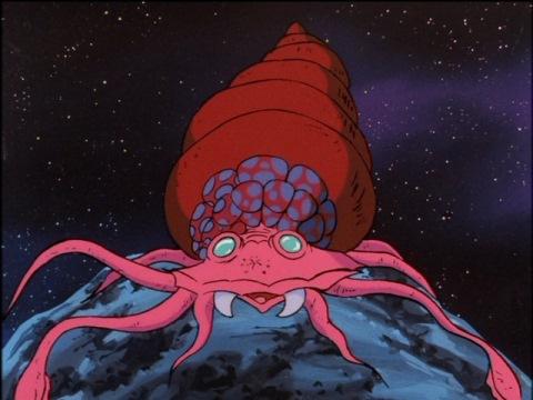 宇宙星獣 ガルバドス