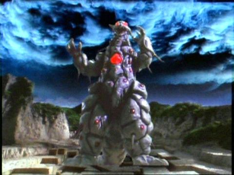 吸電怪獣 ギアクーダ