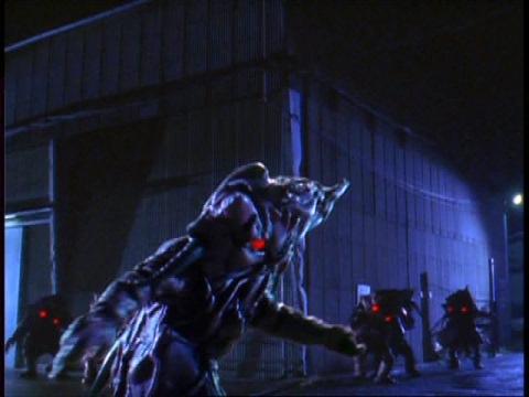 吸電怪獣 ギアクーダ(分身体)