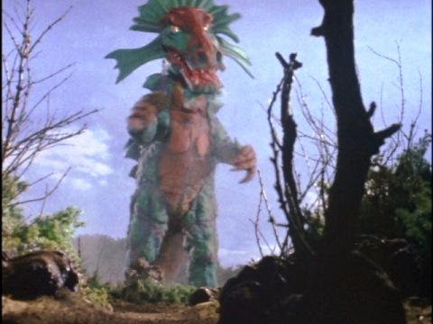食いしん坊怪獣 モットクレロン