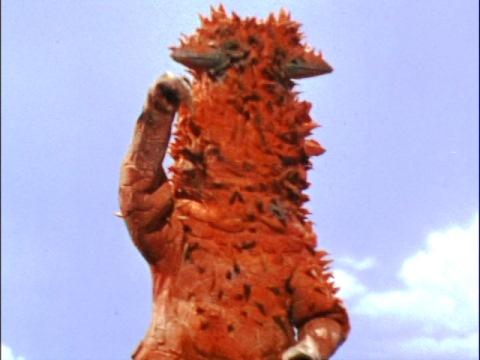 双頭怪獣 パンドン