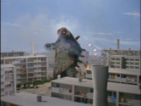 大亀怪獣 クイントータス