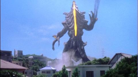 巨大異形獣 サタンビゾー