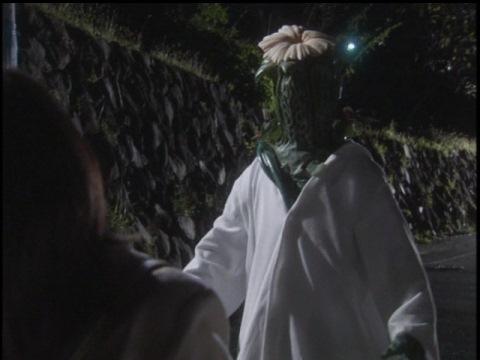 宇宙植物怪人 ソリチュラン