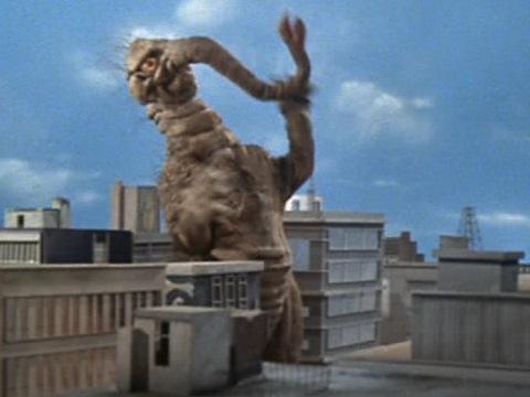 忍者怪獣 サータン