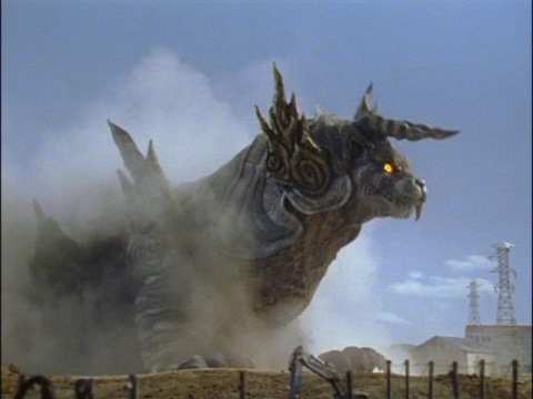 地殻怪地底獣 ティグリスⅡ