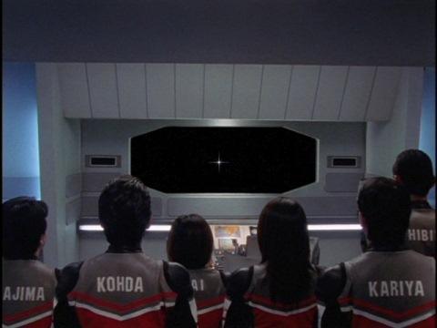 """アスカ隊員が焼失したのちに光る""""ウルトラの星"""""""
