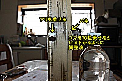 体重計の使い方
