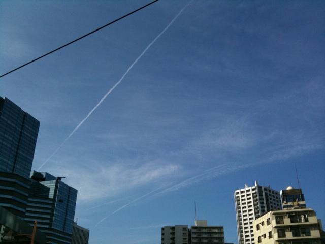 PM2:00 大崎ニューシティ付近2