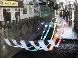 川のギャラリー。