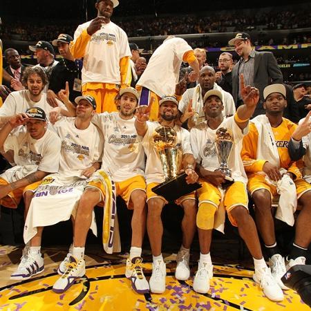 NBA FINAL 2010-7-7
