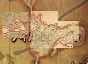 ティルコ地図