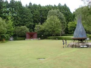 大分・朝倉文夫記念館。