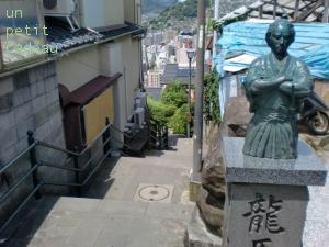 長崎 龍馬通り