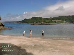 長崎 海水浴