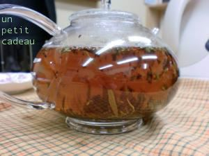 Y's tea 紅茶教室 茶葉のジャンピング