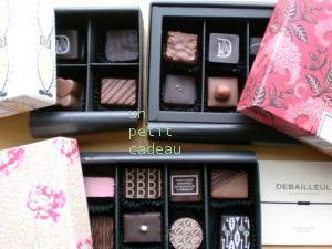 DEBAILLEUL ドゥバイヨルのチョコレート