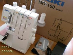 JUKI ロックミシン MO-114D
