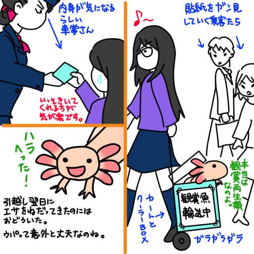20120423アダム新幹線に乗る(4月17日の思い出)