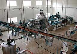 ジュース工場