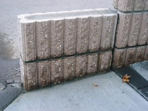2010年12月20応急用ブロック2段