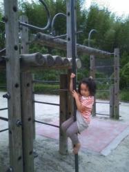 ばぁちゃん近所の公園2