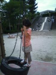 ばぁちゃん近所の公園