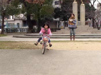 自転車のり
