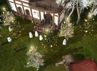 クリスマスかざり2