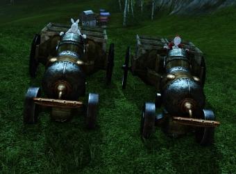 農業用トラクター1