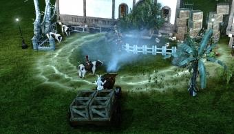 農業用トラクター2