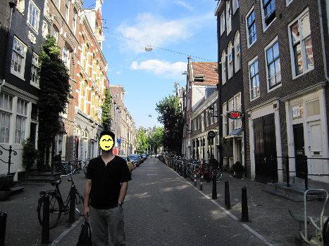 アムステルダム ホテル