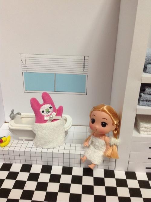 スージーお風呂1