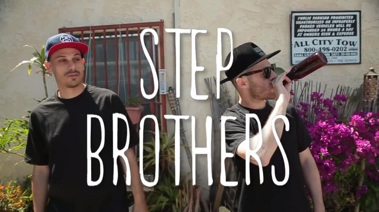 Step Brothers (Alchemist & Evidence) - Step Masters1