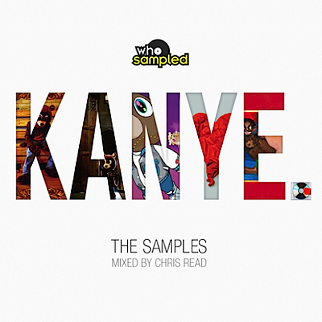DJ Chris Read - KANYE WEST THE SAMPLES