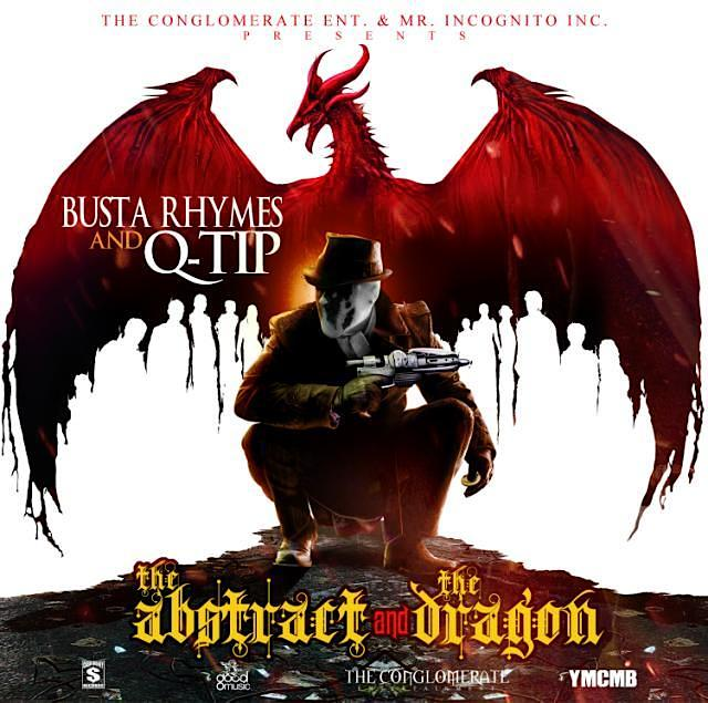 Q-Tip And Busta Rhymes - The Abstract and The Dragon [Trailer]