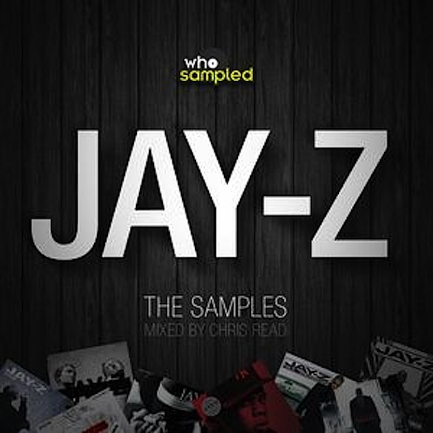 DJ Chris Read - JAY-Z THE SAMPLES