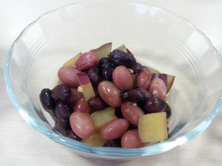 S20121111酒見さんのお豆のマリネ