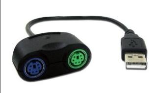 AREA PS2キーボード マウスUSB変換 コンバティーノ SD-PS2CUSB