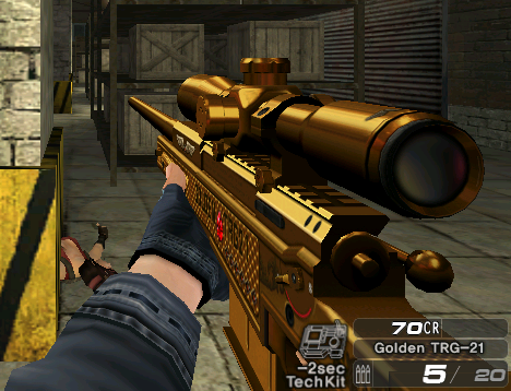 Golden TRG-21