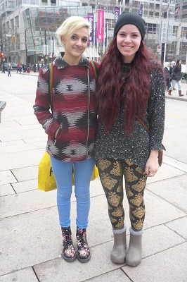 Remi and Nikki